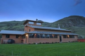 Yellowstone vacation rental